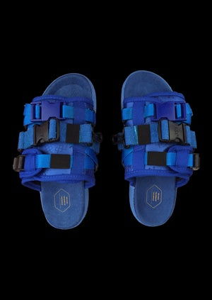Image of BLUE CARGO SANDAL
