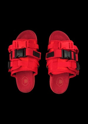Image of RED SANDAL CARGO