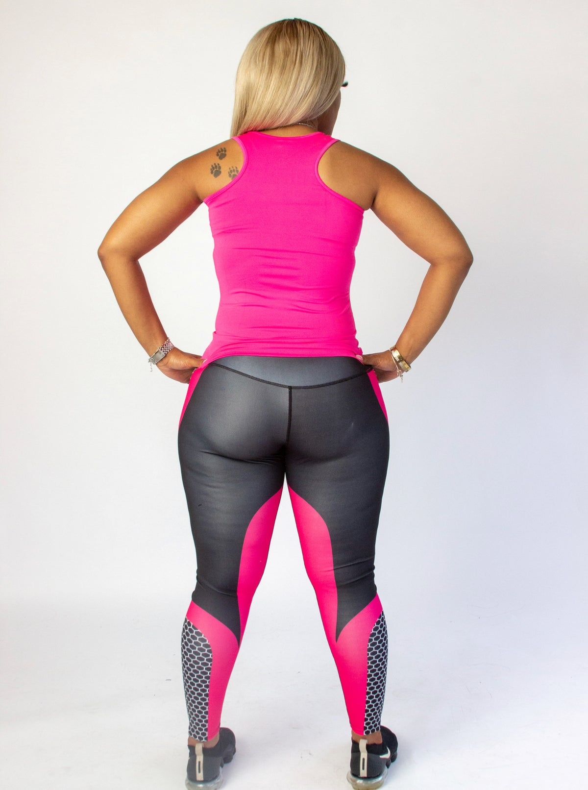 Image of GEO Active Leggings