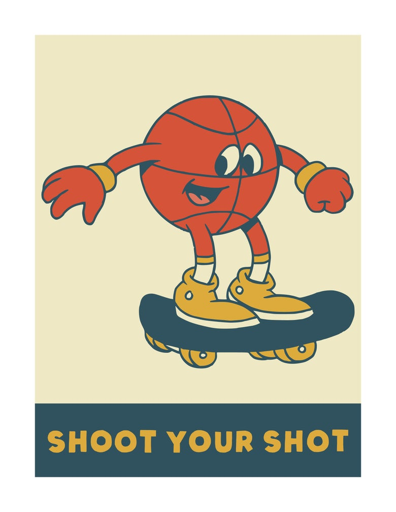 Image of Little Basketball Man v2