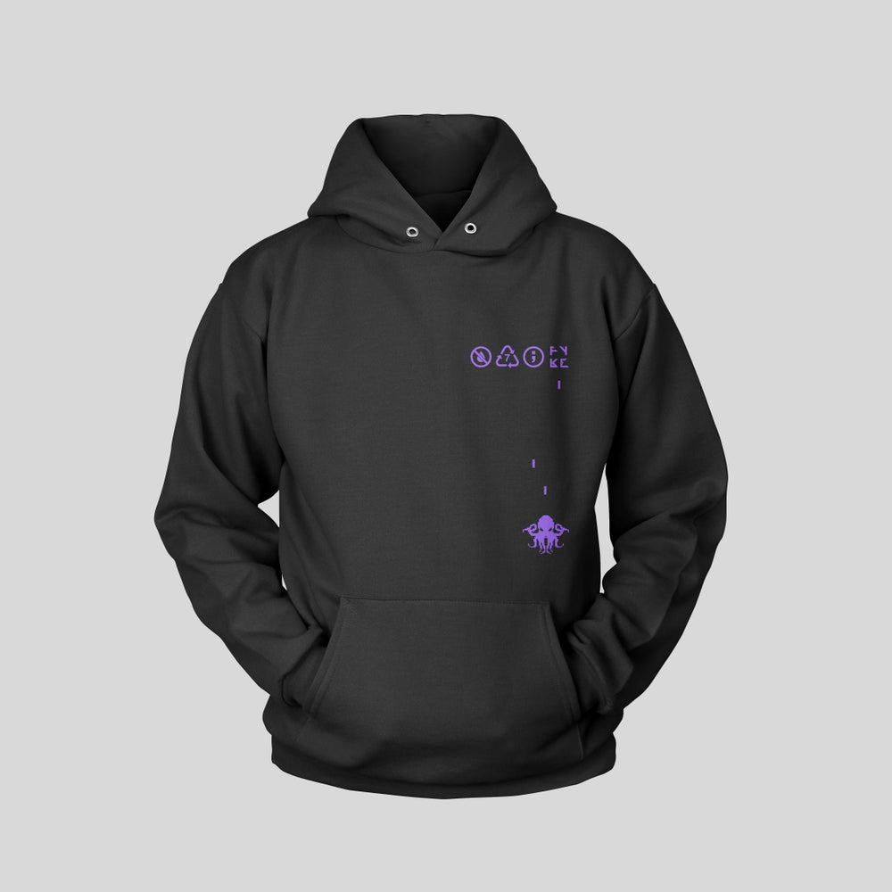 Image of Limited Edition 8Bit Disorder Hoodie