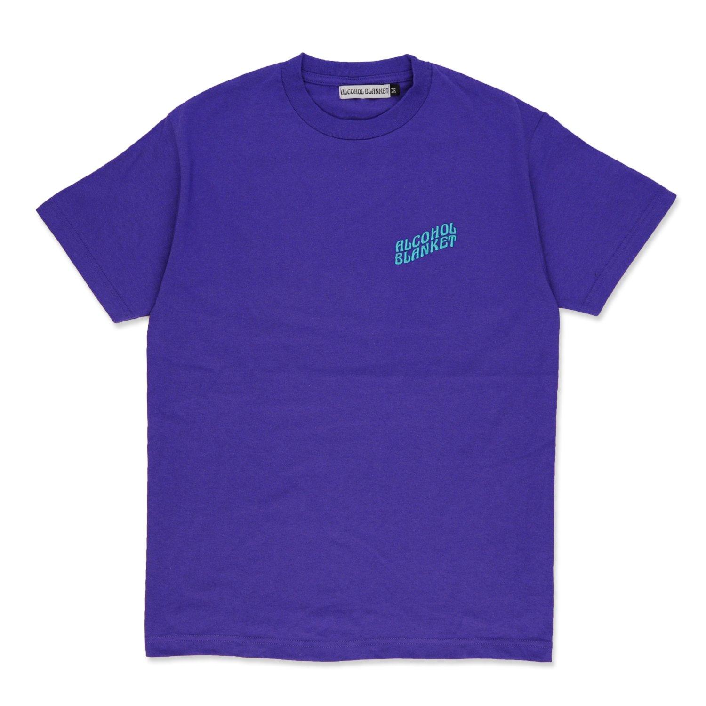 Image of Logo T-Shirt Purple