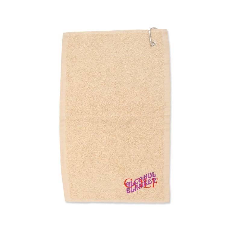 Image of Golf Towel Cream