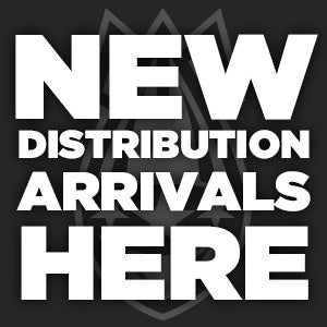 Image of LATEST DISTRIBUTION ARRIVALS (CD)