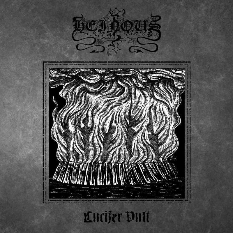 "Image of Heinous - Lucifer Vult 7"" EP"
