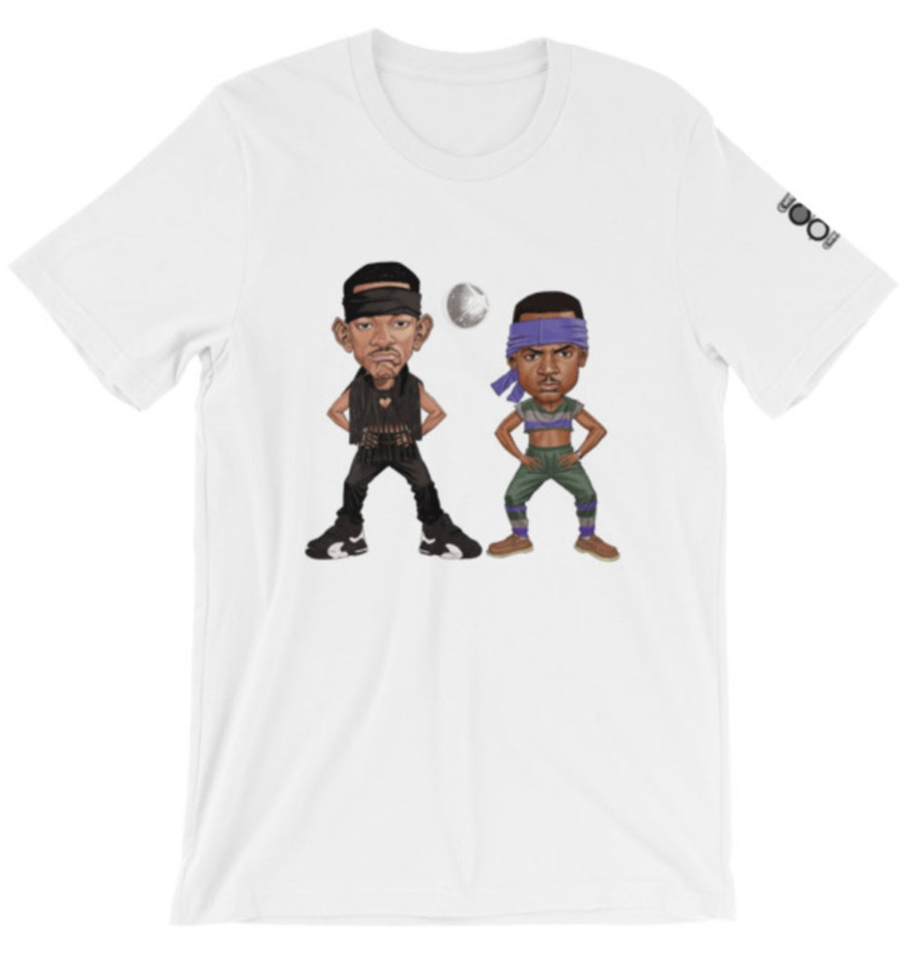 Image of Jump on it T shirt