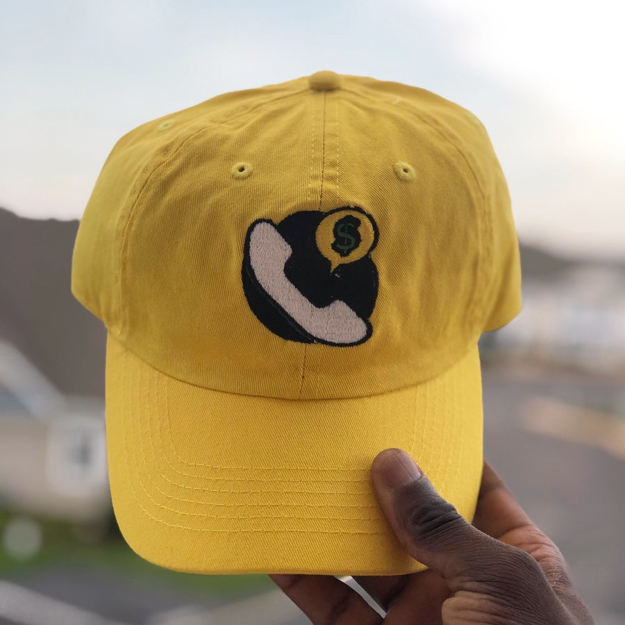 Image of Money Calling Dad Hat