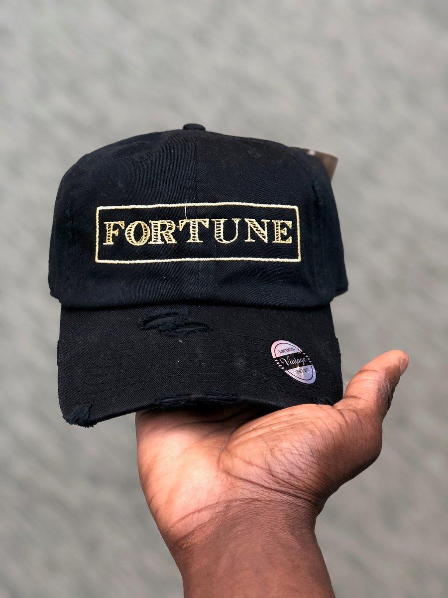 Image of Fortune (Dad Cap)
