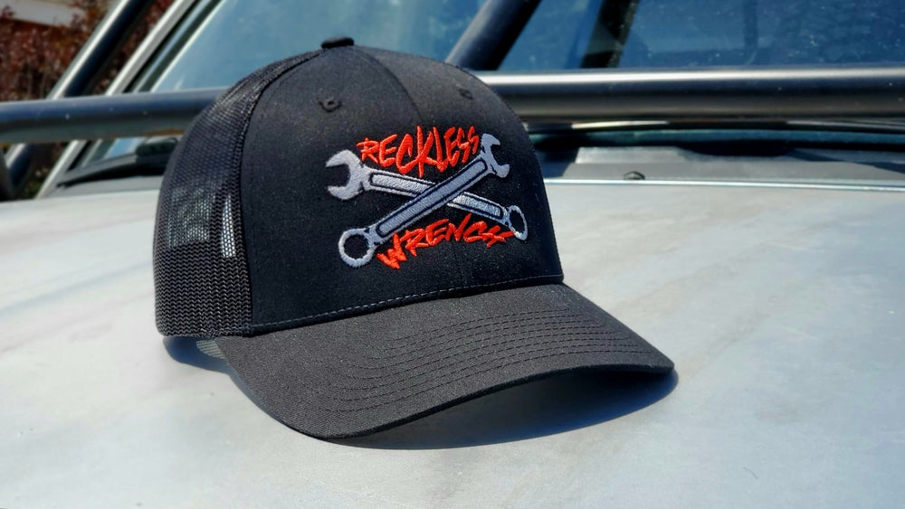 Image of Reckless Wrench Snapback