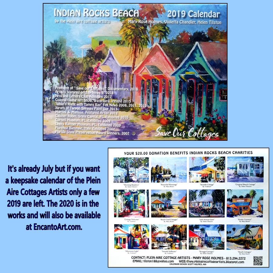 Image of Save Our Cottages 2019 Calendar
