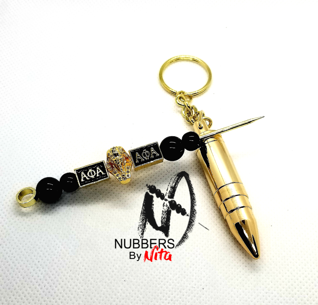 Image of Bullet Cigar Punch, Scissors, Personal Ashtray or Cigar Stand