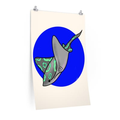 Image of Catching Rays Print
