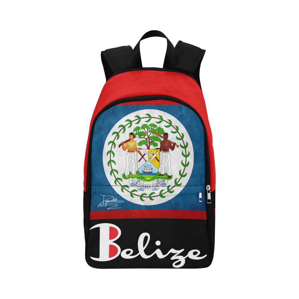 Image of BELIZE - Fabric Backpack for Adult (Size: One Size)