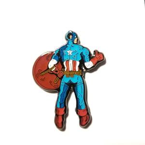 Image of America's Ass lapel pin