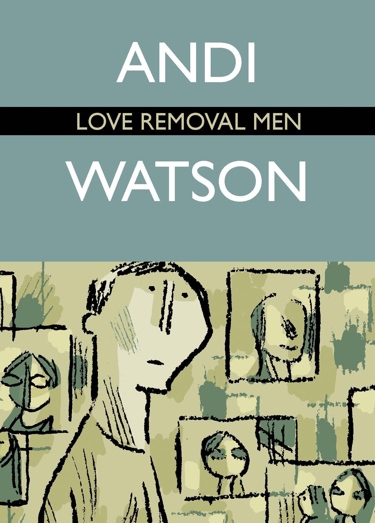 Image of Love Removal Men mini comic