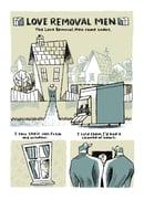 Image 2 of Love Removal Men mini comic