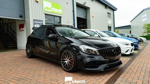 Image of Mercedes A45 AMG Eibach Lowering Springs 15/10mm