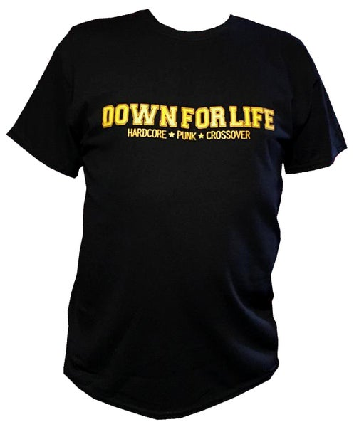 Image of Down For Life T-Shirt