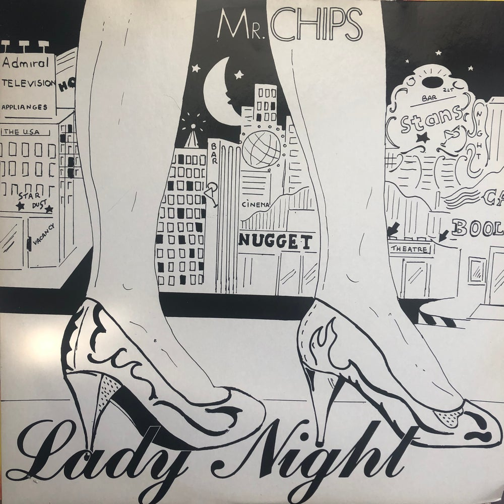Image of Mr Chips - Lady Night
