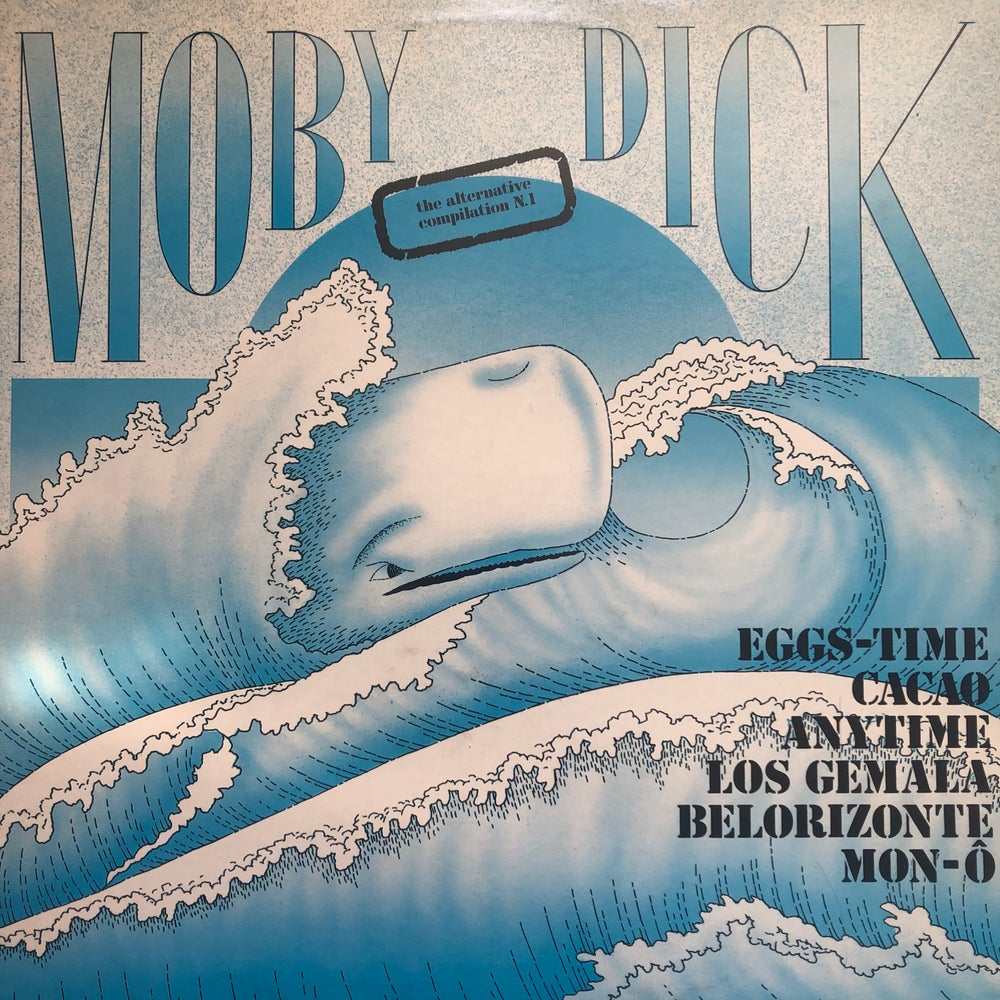 Image of V/A - Moby Dick