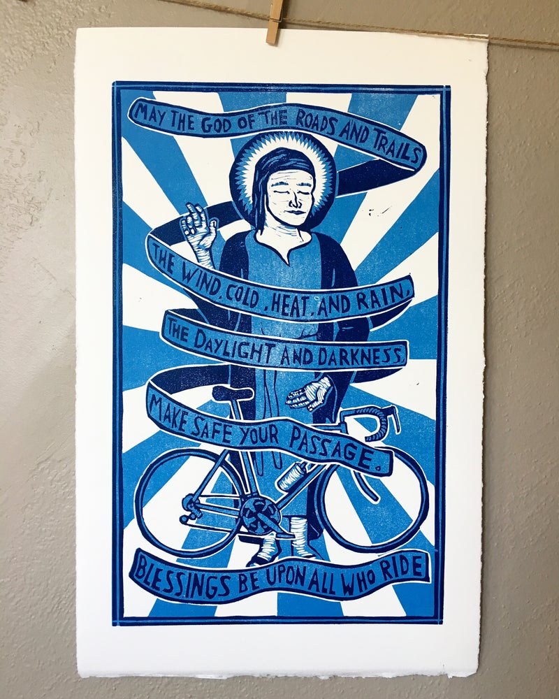 Image of Madonna Del Ghisallo Poster