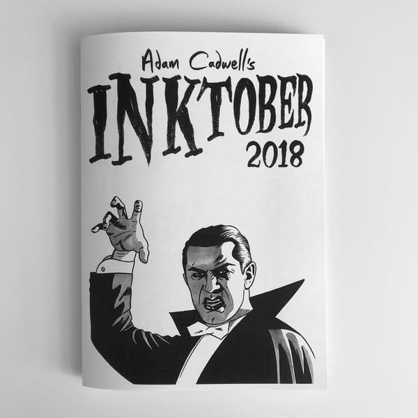 Image of Inktober 2018