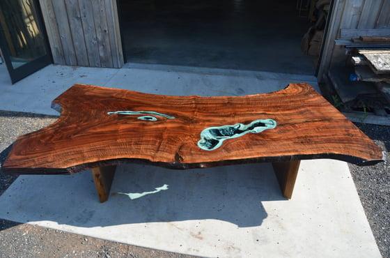 Image of 3 lake slab table