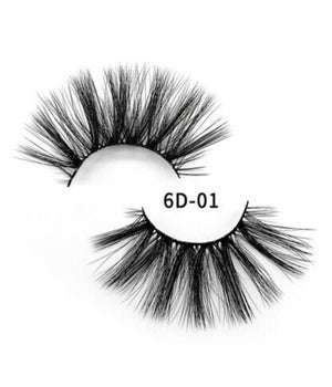 Image of NV X 6D LASH COLLAB