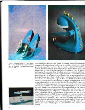 """Image of """"The Hot House: Italian New Wave Design"""" by Andrea Branzi"""