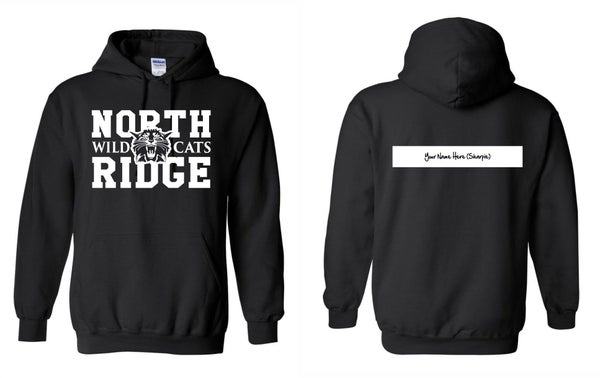 Image of Boy's Hoodie WITHOUT Custom Name