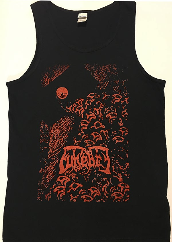 "Image of Funebre "" Demo 90 "" Tank top T-shirt"