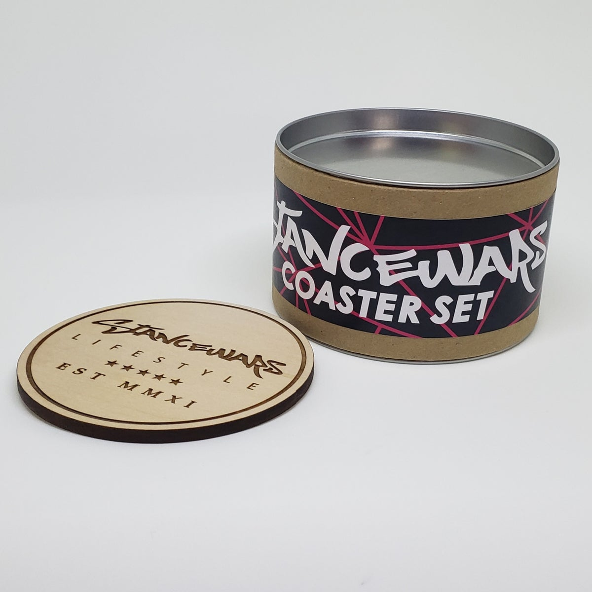 Image of StanceWars Coaster Gift Set