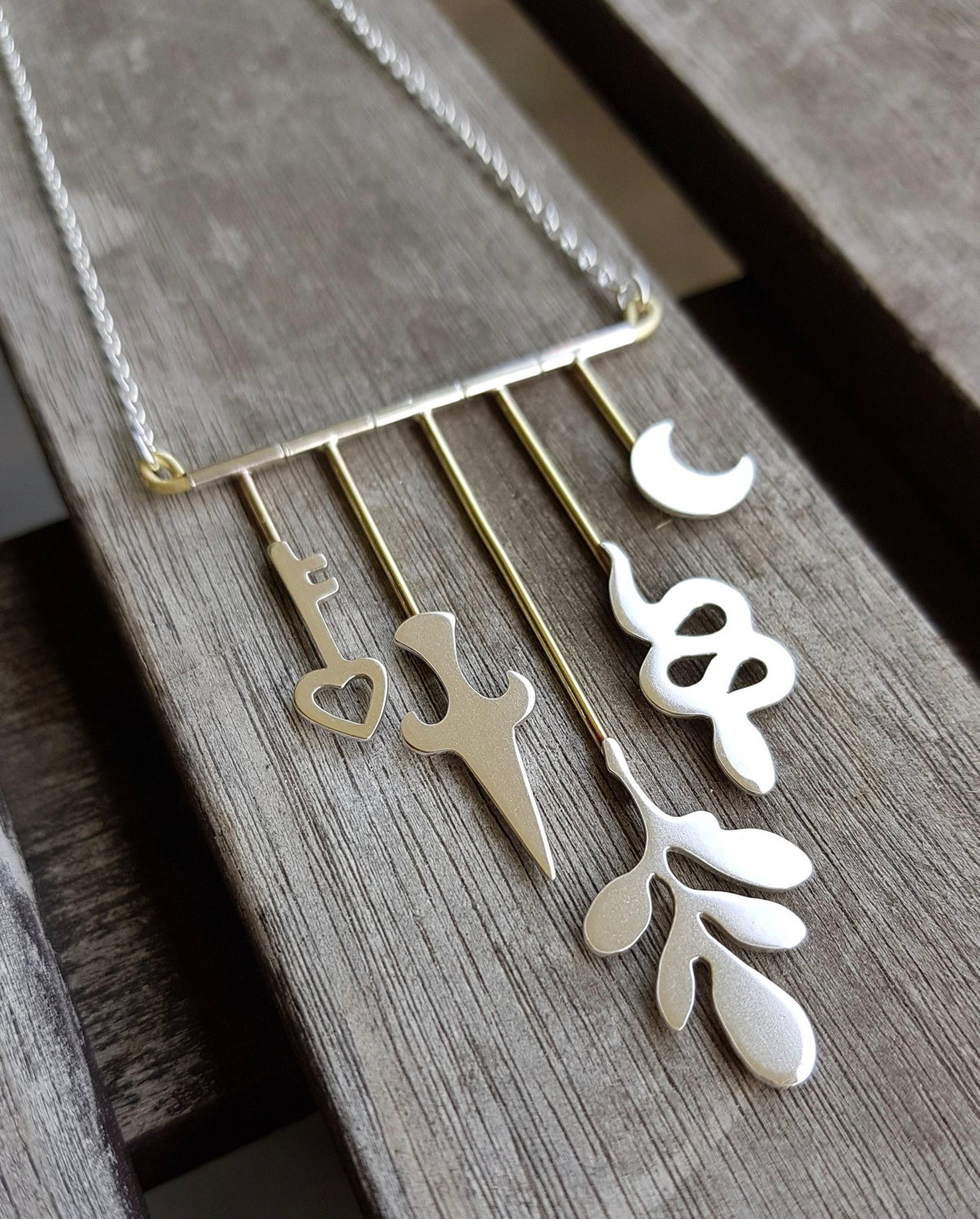 Image of Build-Your-Own Charm Necklace