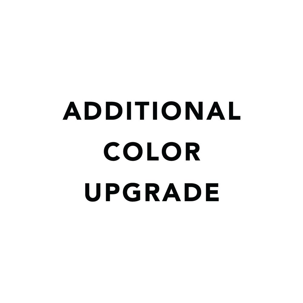 Image of Additional Color Upgrade