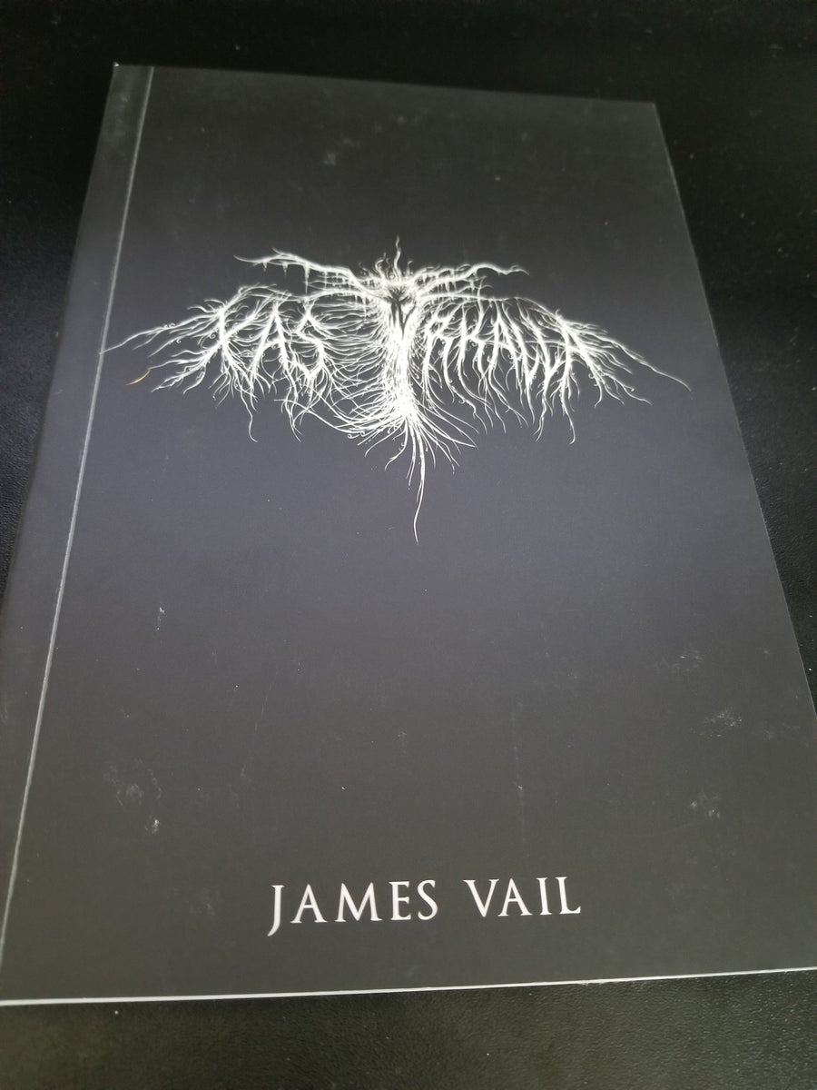 Image of POOR CONDITION Xas Irkalla softcover - Discounted Price