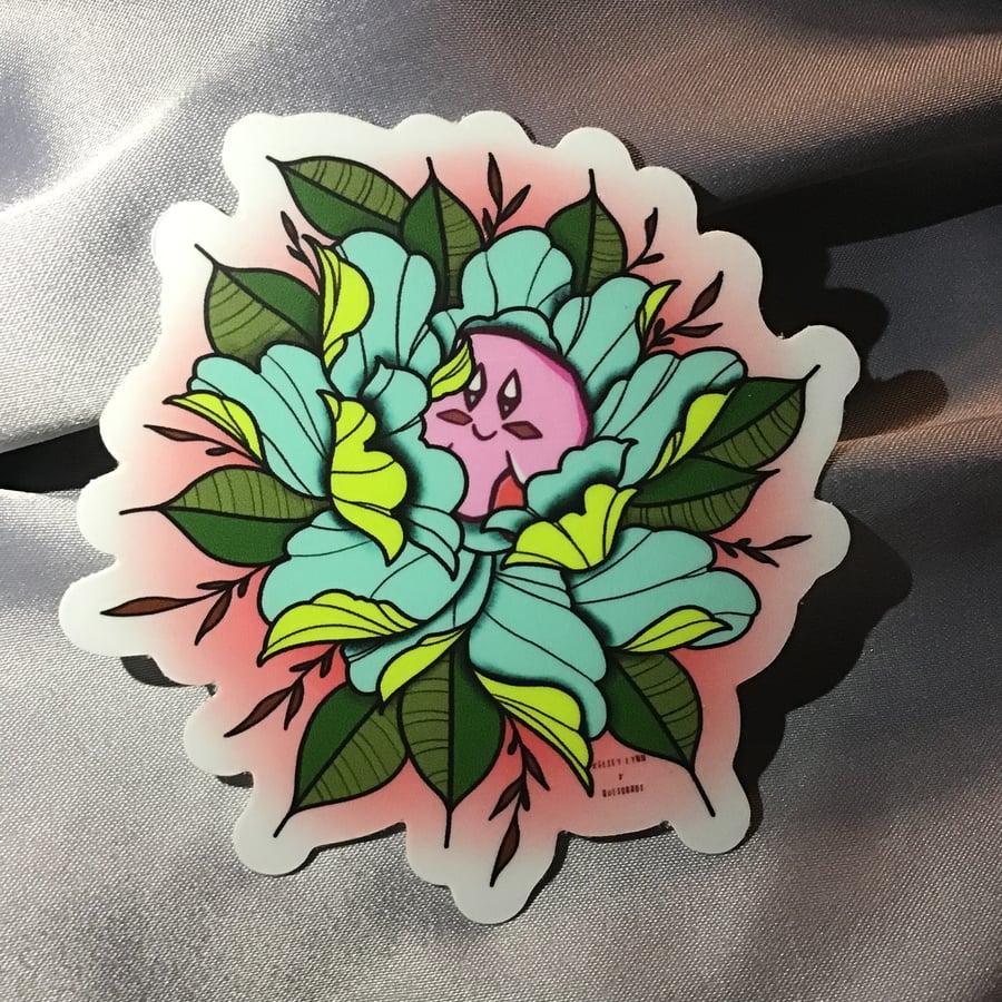 Image of Kirbloom In Dreamland Stickers
