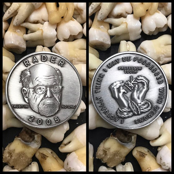 Image of Serial Killer Dennis Rader Coin