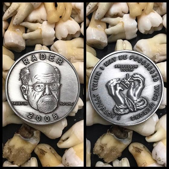 Image of Serial Killer Dennis Rader Coin