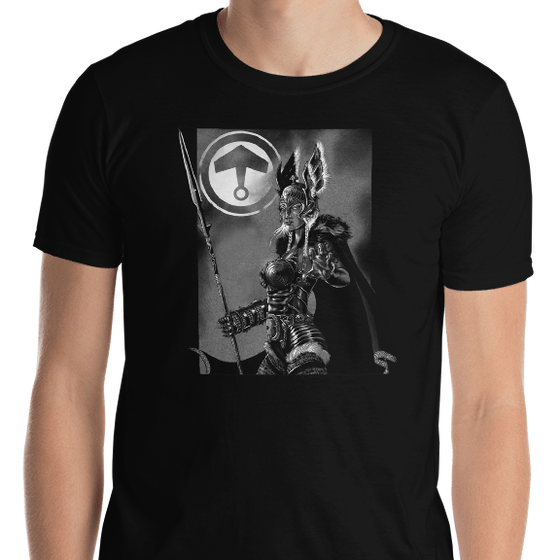 Image of Judgement of the Valkyries t-shirt