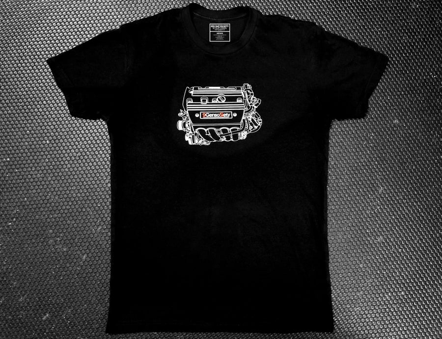 Image of 9GensoSiety Engine Tee