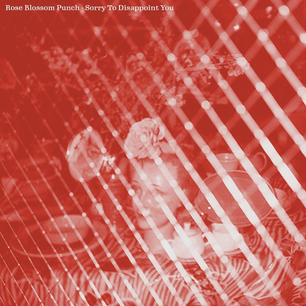Image of Rose Blossom Punch - Sorry To Disappoint You EP on vinyl