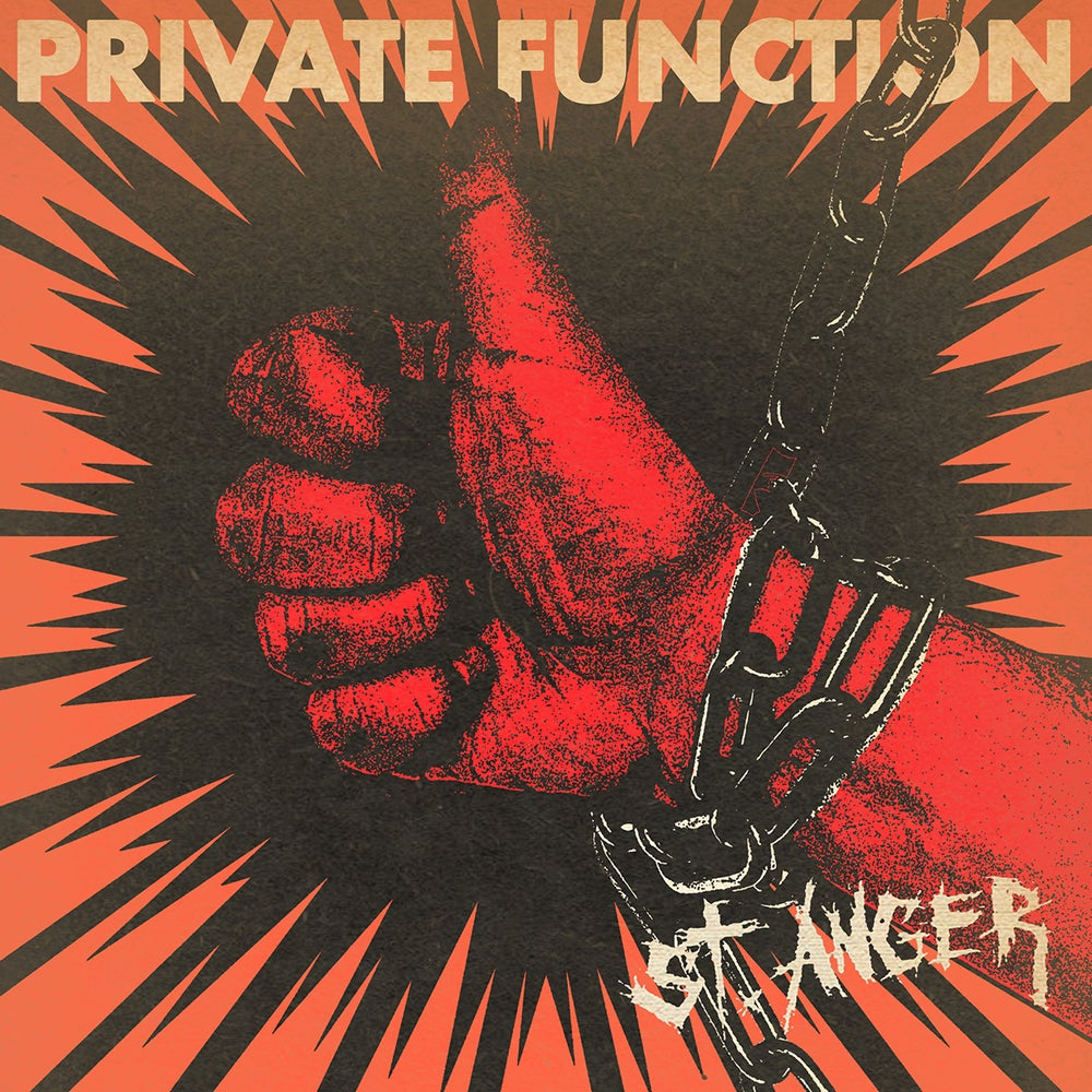 Image of Private Function - St Anger - Vinyl LP