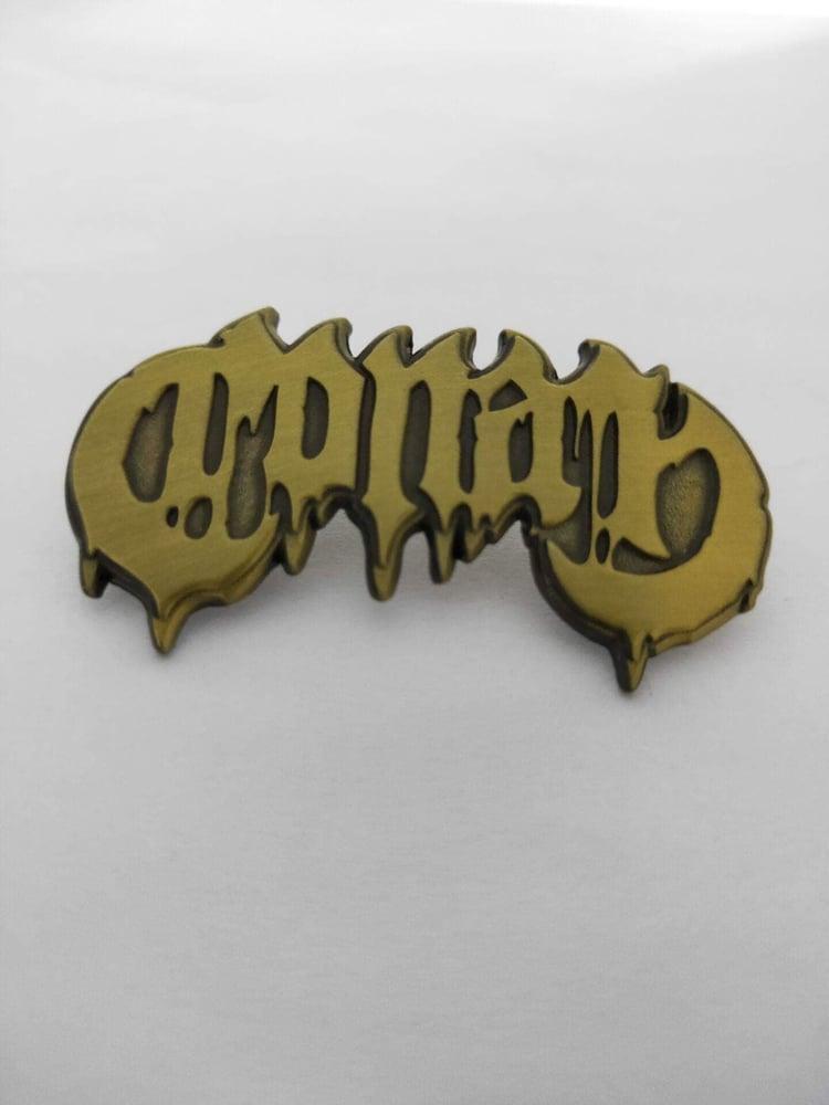Image of Conan Logo Pin / Badge