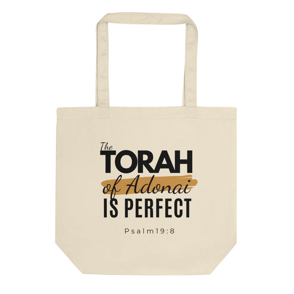Image of Psalm 19:8 Small Tote