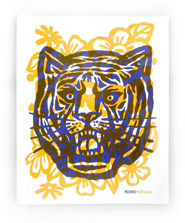 Image of Feroz Print