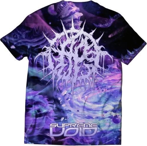 Image of Abominable Putridity - Supreme Void - Allover Print T-Shirt