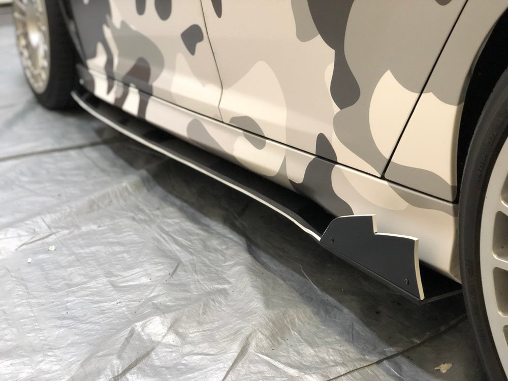 "Image of 2013 - 2019 Ford Focus ST & RS ""V3"" side skirts"
