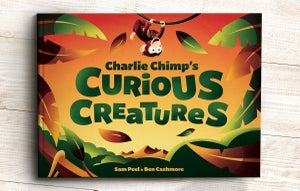 Image of Charlie Chimps Curious Creatures