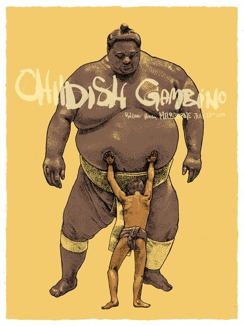Image of Childish Gambino - 7.17.19 Melbourne, Australia