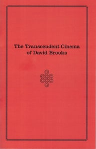 Image of The Transcendent Cinema of David Brooks, edited by John Klacsmann